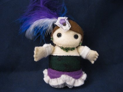 Frilly bordello as a Deri Doll https://www.facebook.com/pages/DeriDolls/412802558758274?sk=photos_stream