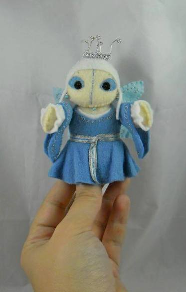 The Fairy godmother as a Deri Doll https://www.facebook.com/pages/DeriDolls/412802558758274?sk=photos_stream