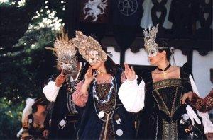 Cinderella mask 1999