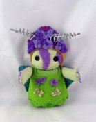 Moth as a Deri Doll