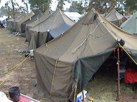 Texas renaissance festival camping