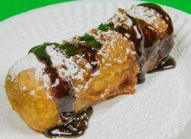 deep fried baklava