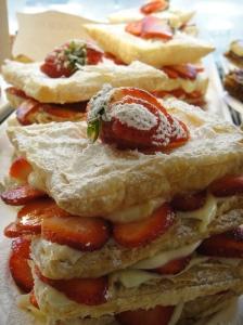 Strawberry Josephines